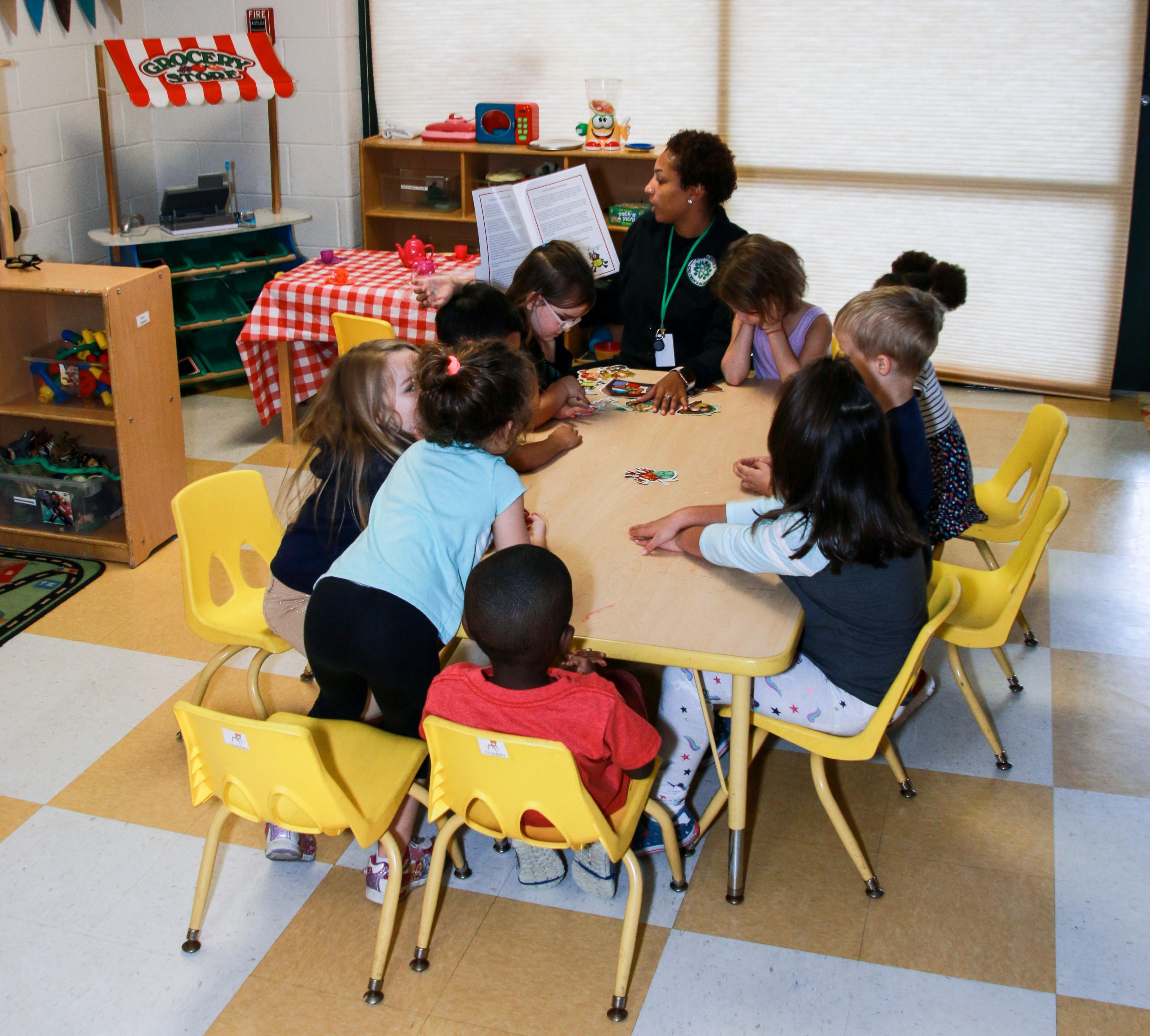 Frogstreet Preschool Curriculum