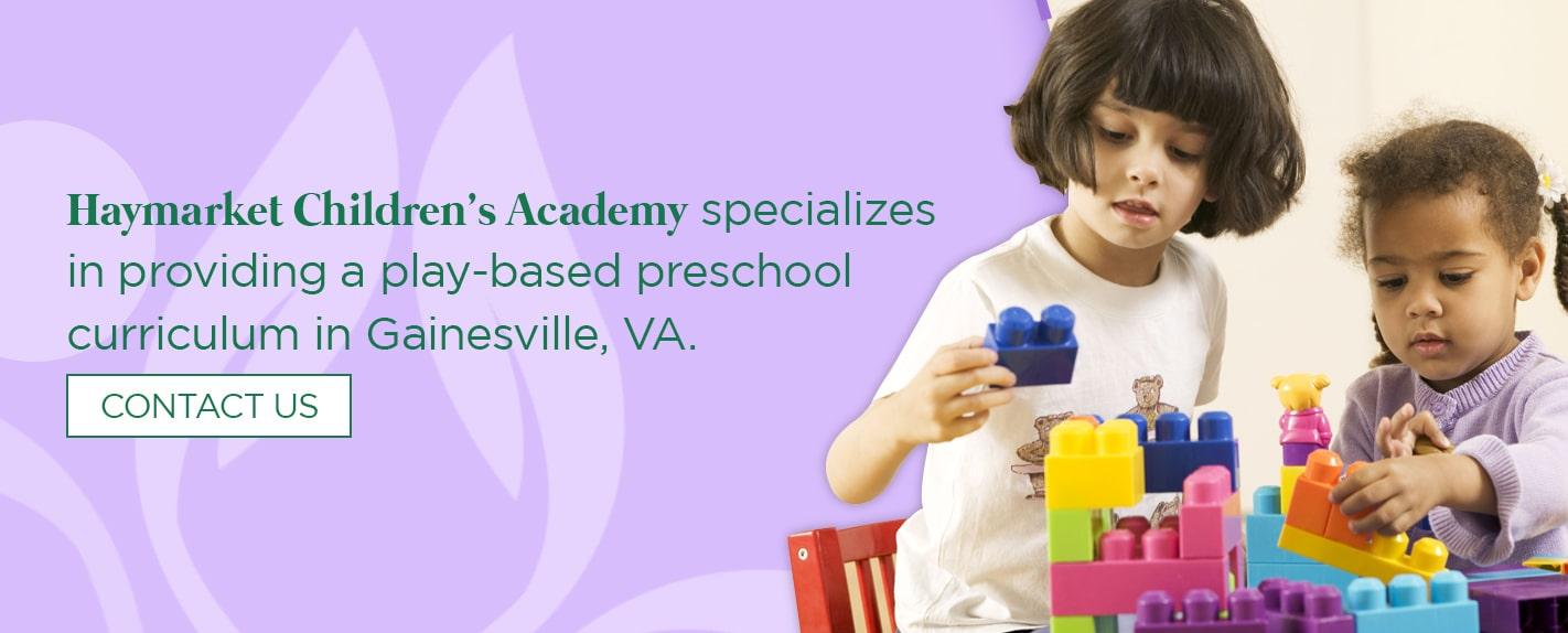 Play-Based Preschool Activities