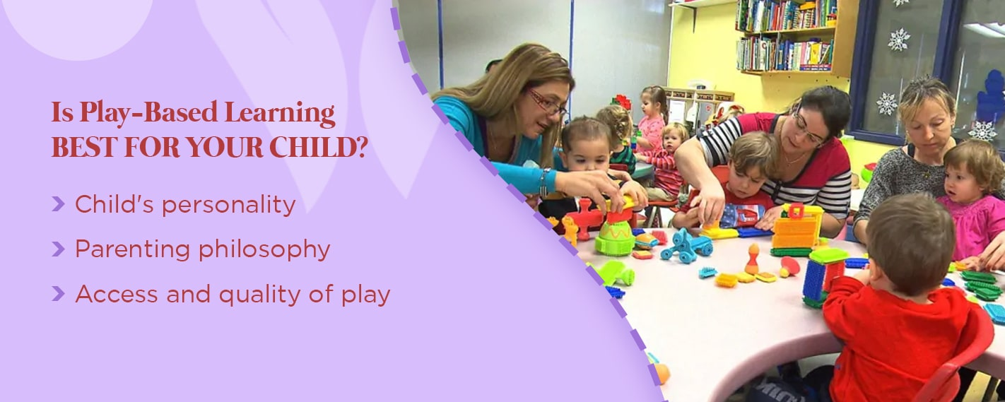 Is Play-Based Learning Best?