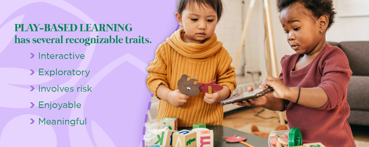 Traits of Play-Based Learning