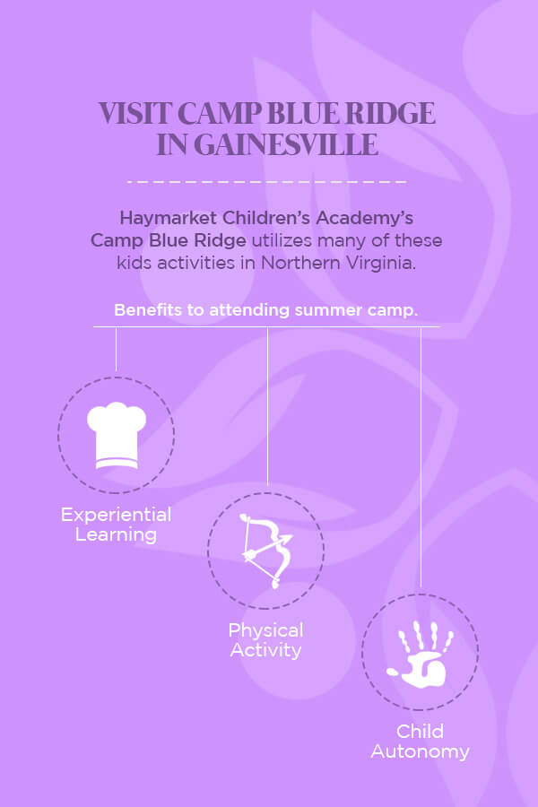 Kids camp blue ridge in Gainsville