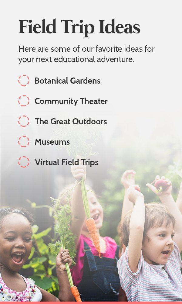 Field Trip Ideas