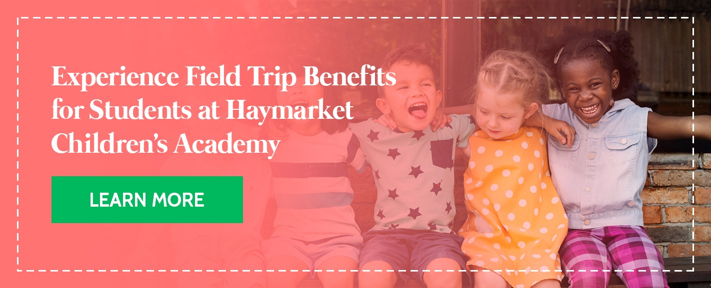 Experience Field Trip Benefits for Students at Haymarket Children's Academy