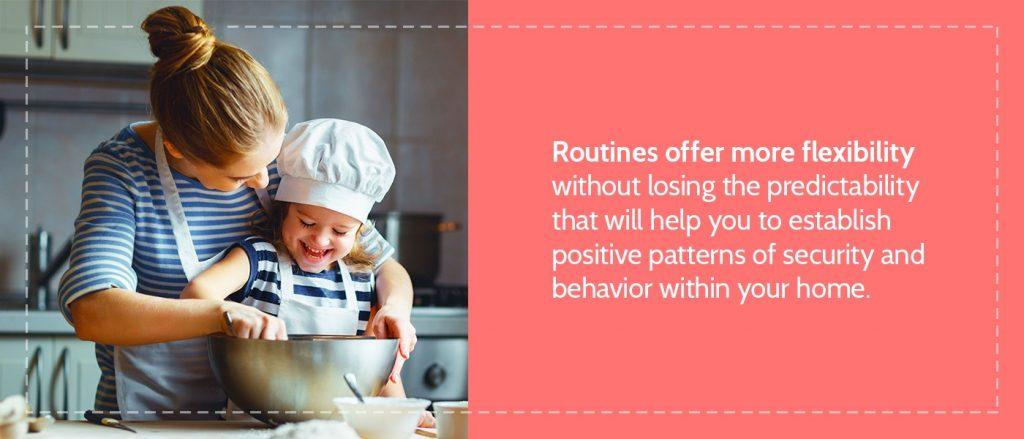 Flexible Routine